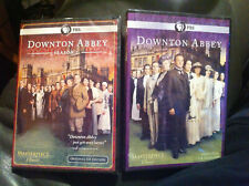 Downton Abbey Season 1 and Season 2 DVD NEW in package 6 discs