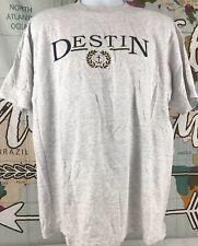 Vintage Destin Florida Graphic Tshirt Sz. XL (B)