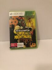 Red Dead Redemption: Undead Nightmare (Xbox 360 ) Disc Is In Good Used Condition