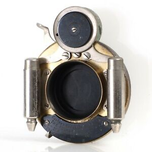 :Eastman Kodak Automat Unicum Style Brass Shutter - f/8 & f/16 - Works!