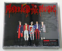 SHINee - Married To The Music (Vol. 4 REPACKAGE) CD+Photobook+Photocard