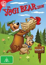 Yogi Bear Show: The Complete Series - Volume 3 * NEW DVD * (Region 4 Australia)