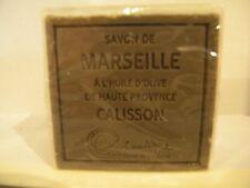 LOTHANTIQUE véritable SAVON DE MARSEILLE à l'huile olive beurre karité CALISSON