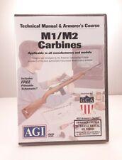 M1 Carbine Gunsmithing Dvd Agi Video Gunsmith M-1 M2 M-2