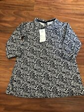 ZY BABY GIRL 18-24 MONTHS Dress DITSY CORD FLORAL BNWT