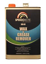 Wax and grease remover solvent based pre-cleaner SMR-809, Gallon