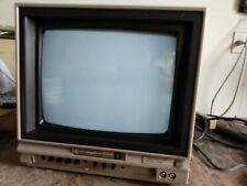 VINTAGE COMMODORE MODEL 1702 MONITOR MANUFACURED 1984
