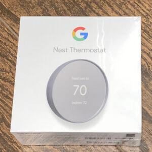 NEW Google Nest Thermostat 4th Gen Smart Programmable Wi-Fi Thermostat G4CVZ NEW