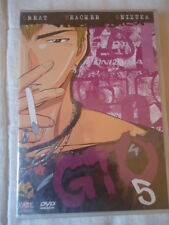 // NEUF ** GTO Vol.5  GREAT TEACHER ONIZUKA 5  *** Vost DVD MANGA
