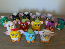 McDonald's Happy Meal Furby Toys, 90s, Various
