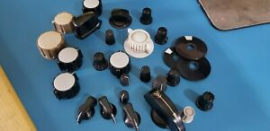 Various Electronic Equipment Knobs