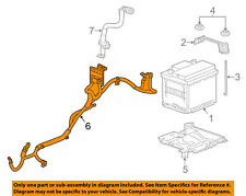 Chevrolet GM OEM 14-15 Spark-Battery Cable 95408188