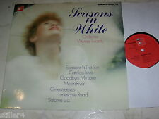 ORCHESTER WERNER TWARDY Seasons in White *BASF 70s LP QUADROPHONIE*