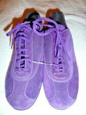 BOGNER Damen Sneaker Schnürung Wildleder Gr.40 NEU - Lila