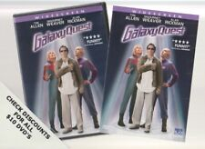 Galaxy Quest Dvd Horror Movie Like New With Inserts Sigourney Weaver Tim Allen
