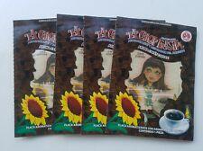 4PCS LA CHICA FRESITA Car Air Freshener Deodorant Cafe / Coffee Aromatizante