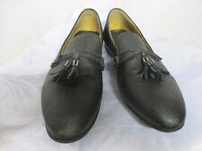 Delli Aldo Men's Classic Toe Slip On Textured Loafers Shoes Size 10.5M