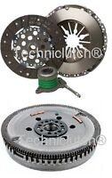 DUAL MASS FLYWHEEL DMF AND CLUTCH KIT FOR VOLVO V40 S40 1.9 DI
