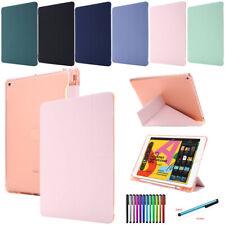 Leather Smart Cover Case For iPad Pro 11 12.9 2020 10.2 7th 6th 5th Gen Mini 4 5