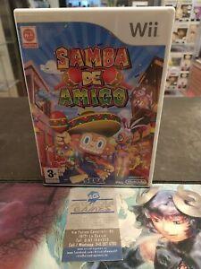 Wii Samba De Amigo Come Nuovo