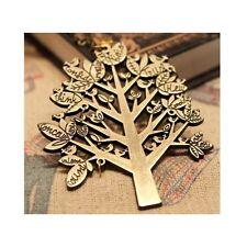 Collier sautoir pour femme fashion représentant un arbre et petit mots