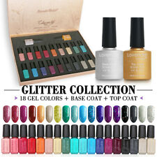 Lavender Violets 20pcs Gel Nail Polish Xmas Gift Professional Salon Full Range