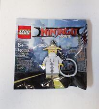 Lego Ninjago le Film Polybag 5004915 Meister Wu Porte-clés -