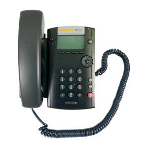 Polycom VVX 201 2-Line IP Business Phone 2201-40450-001