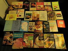 Vintage Cookbook Recipe Booklet Pamphlet Promo Advertising 28p Lot  Free Ship Ab