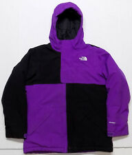The North Face HyVent Waterproof Insulated Jacket Youth Girls Large 14-16