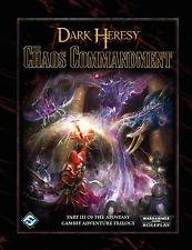 Dark Heresy: Chaos Commandment, NEW