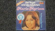 Marie Myriam - Der Vogel und das Mächen 7'' Single SUNG IN GERMAN & ENGLISH
