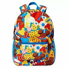 Disney Parks Mickey & Friends Food Icons Backpack Bag ~ Nwt