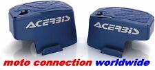 NEW ACERBIS BREMBO HUSQVARNA BLUE MASTER CYLINDER COVERS FC250 FC350 FC450