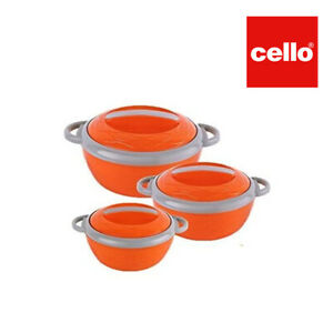 Cello Hot Flavour Casserole Set of 3