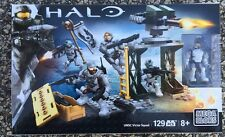 Halo Mega Bloks Set CNK26 UNSC Victor Squad BRAND NEW BUT MISSING ONE MINIFIGURE
