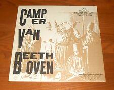 Camper Van Beethoven Our Beloved 1988 Poster Flat Promo 12x12 RARE