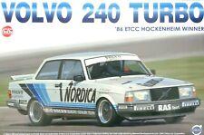 NUNU-BEEMAX 24013 Volvo 240 Turbo ´86 ETCC Hockenheim in 1:24 Bausatz Rennwagen