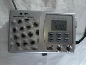 Coby 9 Band Digital Pocket Radio