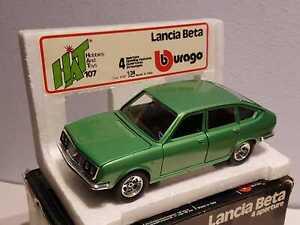 ** BURAGO #107 - Lancia Beta berlina - scala 1/24