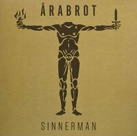 ARABROT - SINNERMAN   VINYL LP NEU