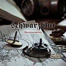 SCHWARZBLUT Maschinenwesen CD 2012