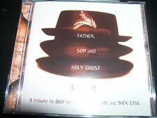 Frock Father Son & Holy Ghost Tribute To Don Walker Neil Finn & Nick Cave CD