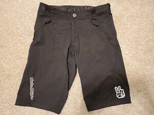 Troy Lee Designs skyline mountsin bike shorts sz 30