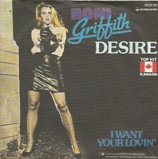 Roni Griffith - Desire / I Want Your Lovin' (Vinyl-Single 1981) !!!