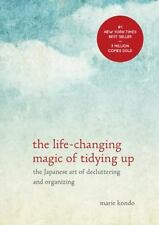 The Life-Changing Magic of Tidying Up Marie Kondo Hardcover book