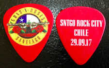 Guns N' Roses - NITL Tour Santiago Chile Guitar Pick