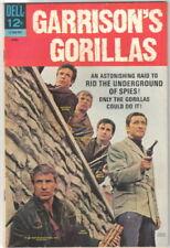 Garrison's Gorillas TV Series Comic Book #2, Dell Comics 1968 FINE+/VERY FINE-