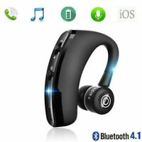Wireless Bluetooth Headset Stereo Headphone Earphone Sport Handfree Universal D