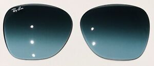 Ray Ban RB2186 STATE STREET Gray Blue Gradient replacement lenses 49 mm